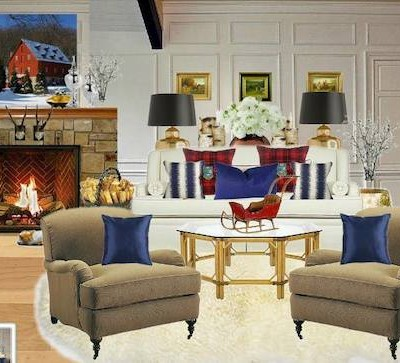 Olioboard Inspiration: Bringing Winter Ideas to your New Year's Home