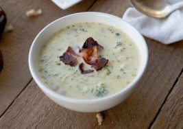 Creamy Winter Broccoli Soup Recipe