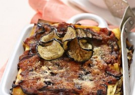 Healthier You: Roasted Eggplant Lasagna Recipe