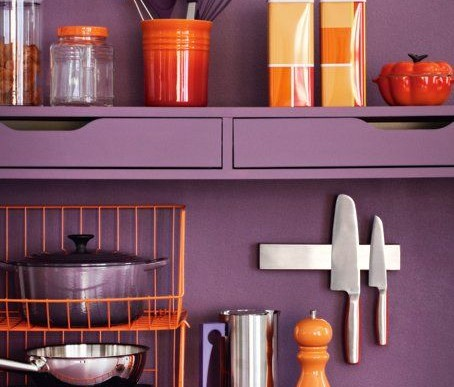 How to Add Pantone's Radiant Orchid to your Home