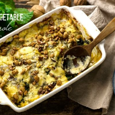 Winter Swiss Vegetable Casserole Recipe