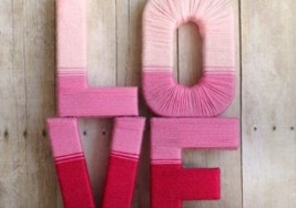 Valentines Day Crafts: Creative Ideas With Yarn