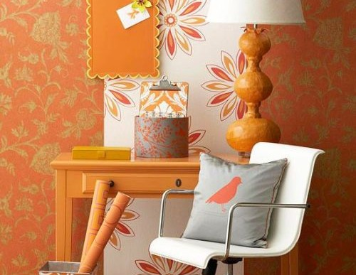 5 Creative Ways to Use Wallpaper in your Interiors