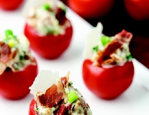 BLT Bites Recipe: Quick Game Day Snacks