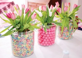 Spring Centerpieces: Transforming your Home from Winter