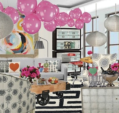 Olioboard Inspiration: Valentine's Day Everyday in your Home