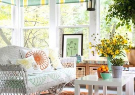 How to Bring Spring into your Winter Home