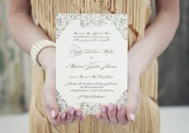 Wedding Invitations: How to Save Money but still Keep Quality