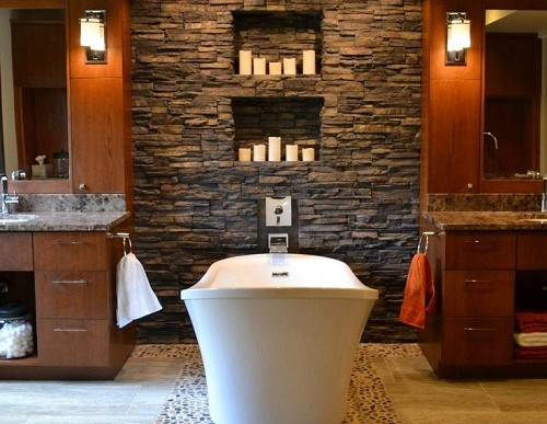 Valentine's Day: Turn your Bathroom into a Spa