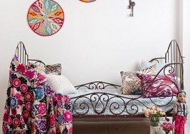 Bedroom Decor: How to Add a Bohemian Look
