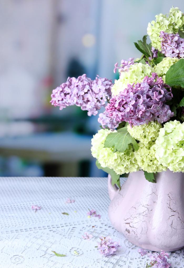 floral ideas home decor
