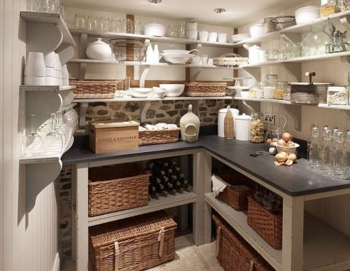 Kitchen Pantry Organization: How to Make them Functional