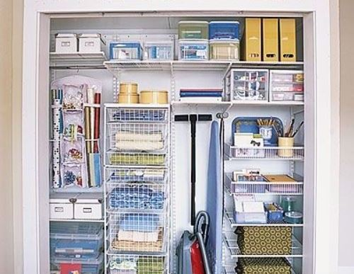 How to Organize Your Utility Closet
