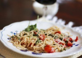 Easy Dinner Meal: Spring Pasta Primavera Recipe