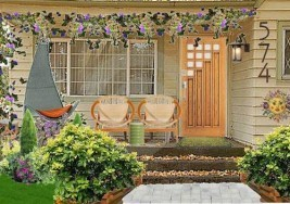 Olioboard Inspiration: Preparing your Spring Porch for Enjoyment