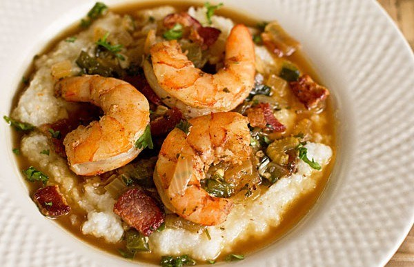 Spring Brunch: The Charleston Shrimp and Grits Recipe