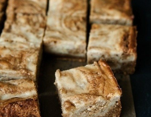 Sweet Treat: Butterscotch Blondie Recipe