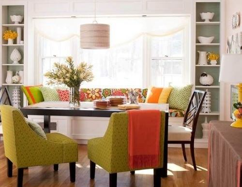 Inspiring Ideas for Your Spring Dining Room