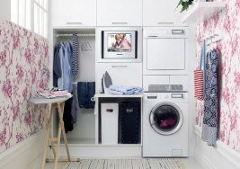 Tips to Update Your Laundry Room for Spring