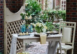 Creative Spring Outdoor Party Ideas