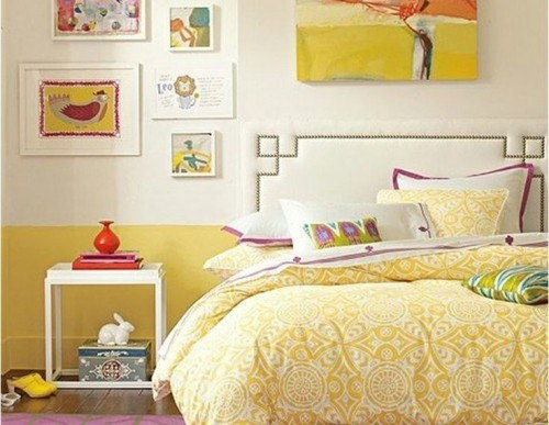 How to Give Your Bedroom a Spring Color Boost