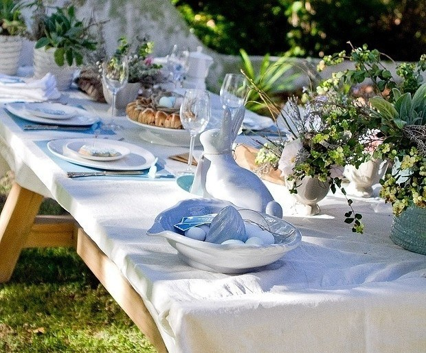 Creative Easter Table Decorating Ideas