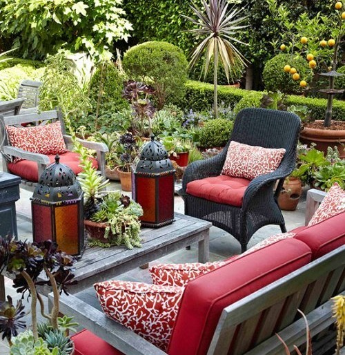 Backyard Patio Ideas for Spring