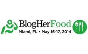 BlogHer Food Logo