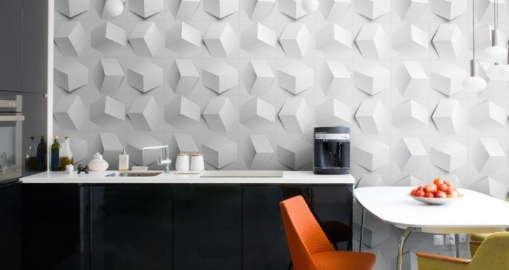 Decorative Inspiration: Improving Interior Walls with Texture