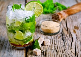 Fourth of July Cocktail: Mojito with Extra Lime Recipe