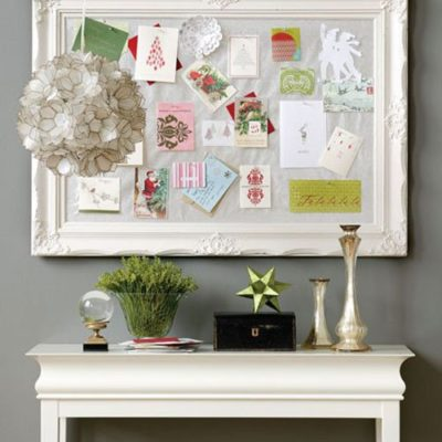 Home Office Ideas: How to Bring the Holidays In