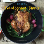 Stagetecture_Casual Thanksgiving_Chicken