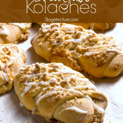 Brunch Idea: How to Make Breakfast Kolaches Recipe