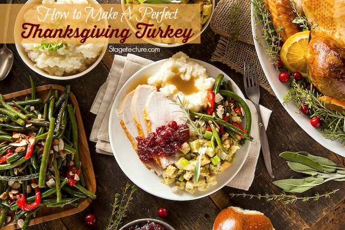 Thanksgiving turkey recipe ideas