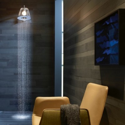 New Home Decor: Axor LampShower by Nendo