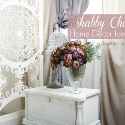 Inspiring Shabby Chic Home Decor Ideas