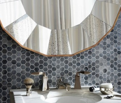 Designer Tiles: New Ravenna Presents Shades of Gray