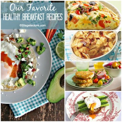 Recipe Roundup: Our Favorite Healthy Breakfasts