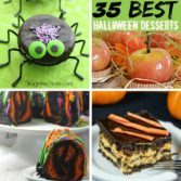 35 of Our Best Halloween Desserts Recipes