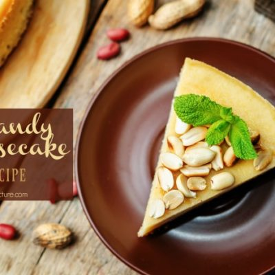 How to Make Apple Brandy Cheesecake Recipe