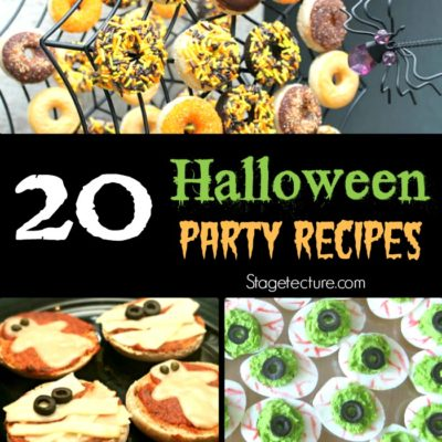 20 Scary Halloween Party Recipes to Surprise Guests