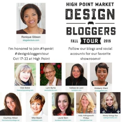 Join Me as I Head to #HPMkt with #DesignBloggersTour!