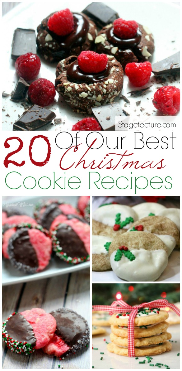 our-best-christmas-cookie-recipes