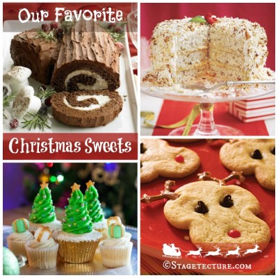 Round Up Desserts: Our Favorite Christmas Sweets