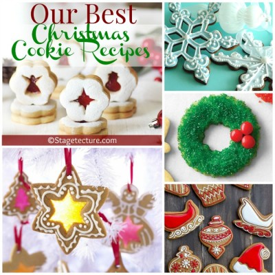 Holiday Round Up: Our Best Christmas Cookie Recipes