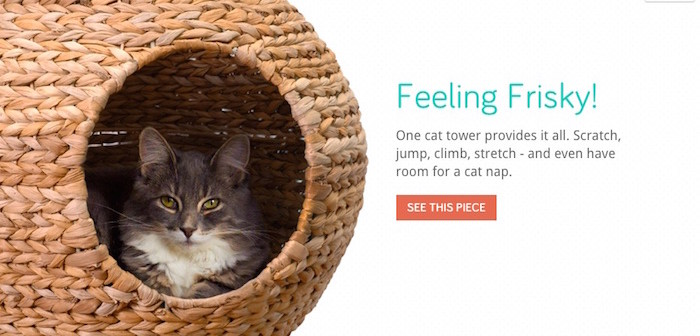 Cat Condo and Cat furniture by Sauder Home