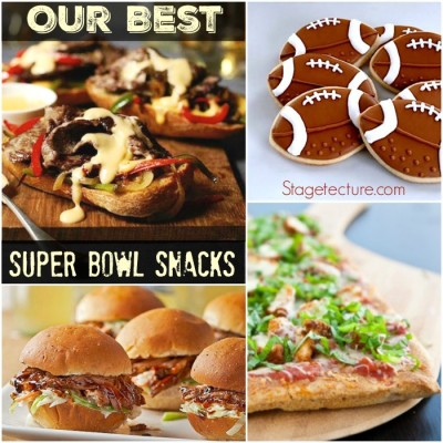 Our Best Party Food Ideas and Super Bowl Snacks