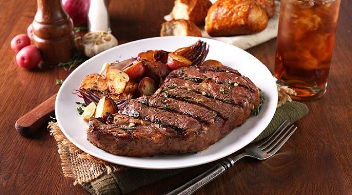 easy valentines dinner recipes for two marinated steak
