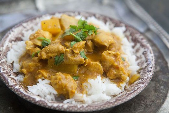 Quick Dinner Ideas: Indian Chicken and Mango Curry Recipe