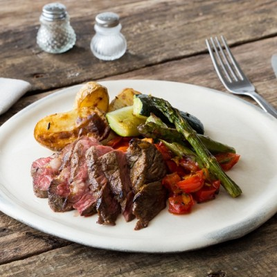 Easy Valentines Dinner Recipes for Two: Marinated Steak